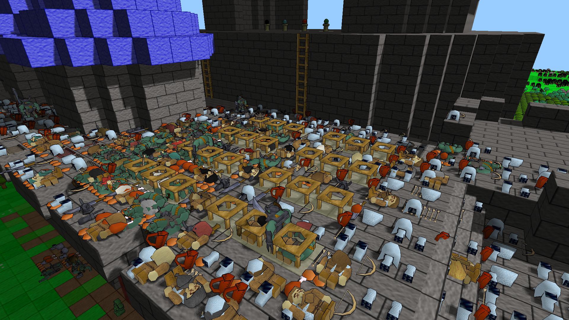 Lord of Dwarves Screenshot 3