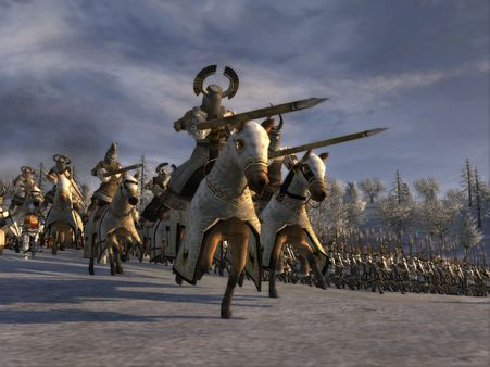 Скриншот из Medieval II: Total War Kingdoms