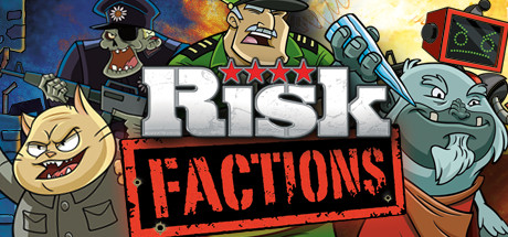 Купить RISK™: Factions