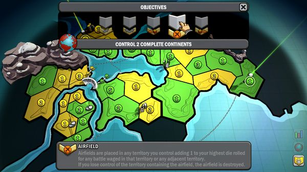 RISK™: Factions