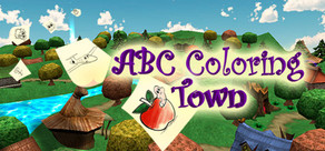 ABC Coloring Town cover art