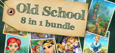 Old School 8-in-1 bundle