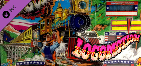 Zaccaria Pinball - Locomotion Table