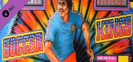Zaccaria Pinball - Soccer Kings Table