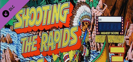 Zaccaria Pinball - Shooting The Rapids Table