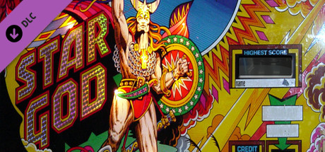Zaccaria Pinball - Star God Table