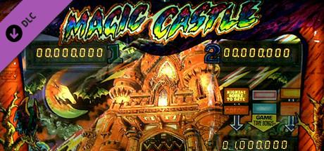 Zaccaria Pinball - Magic Castle Table