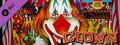 Zaccaria Pinball - Clown Table