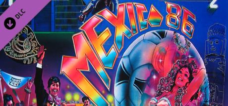 Zaccaria Pinball - Mexico '86 Table