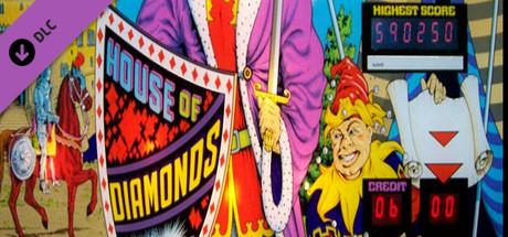 Zaccaria Pinball - House of Diamonds Table