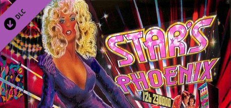 Zaccaria Pinball - Star's Phoenix Table