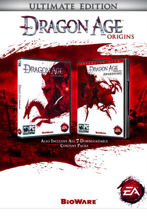 Dragon Age: Origins - Ultimate Edition poster image on Steam Backlog
