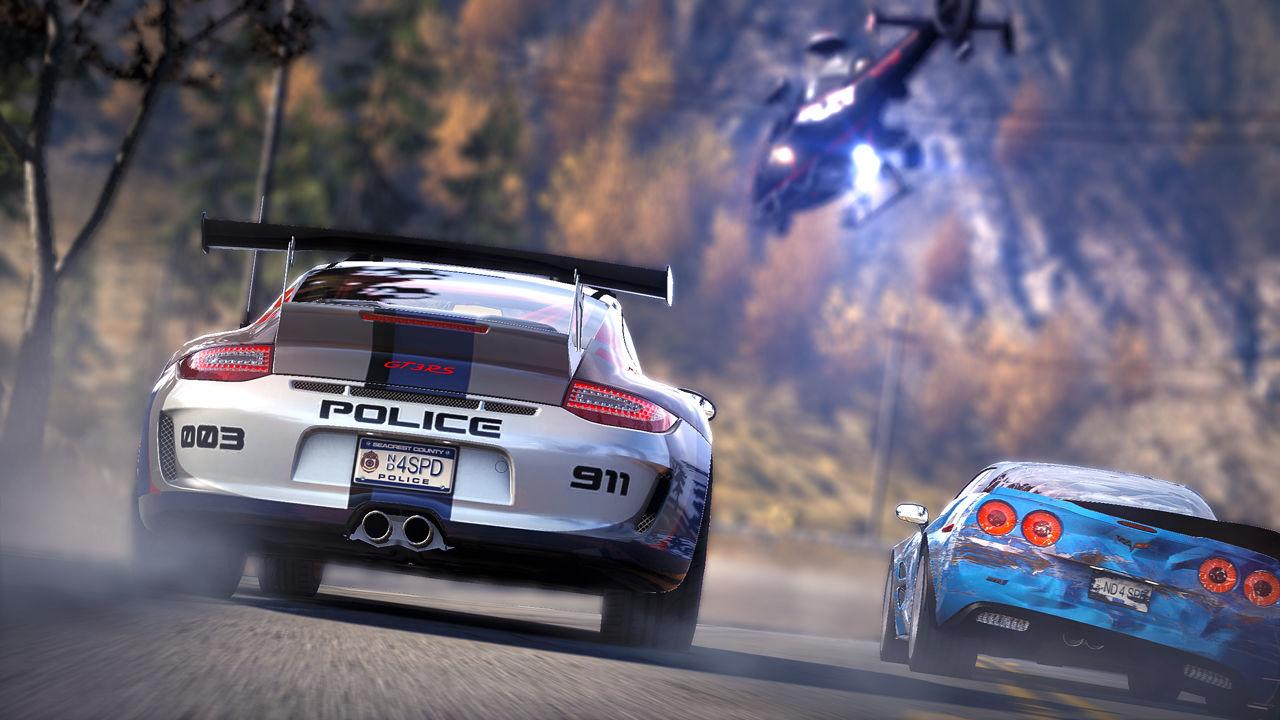 Need For Speed Hot Pursuit XBOX 360 ESPAÑOL (Region NTSC-U) 4