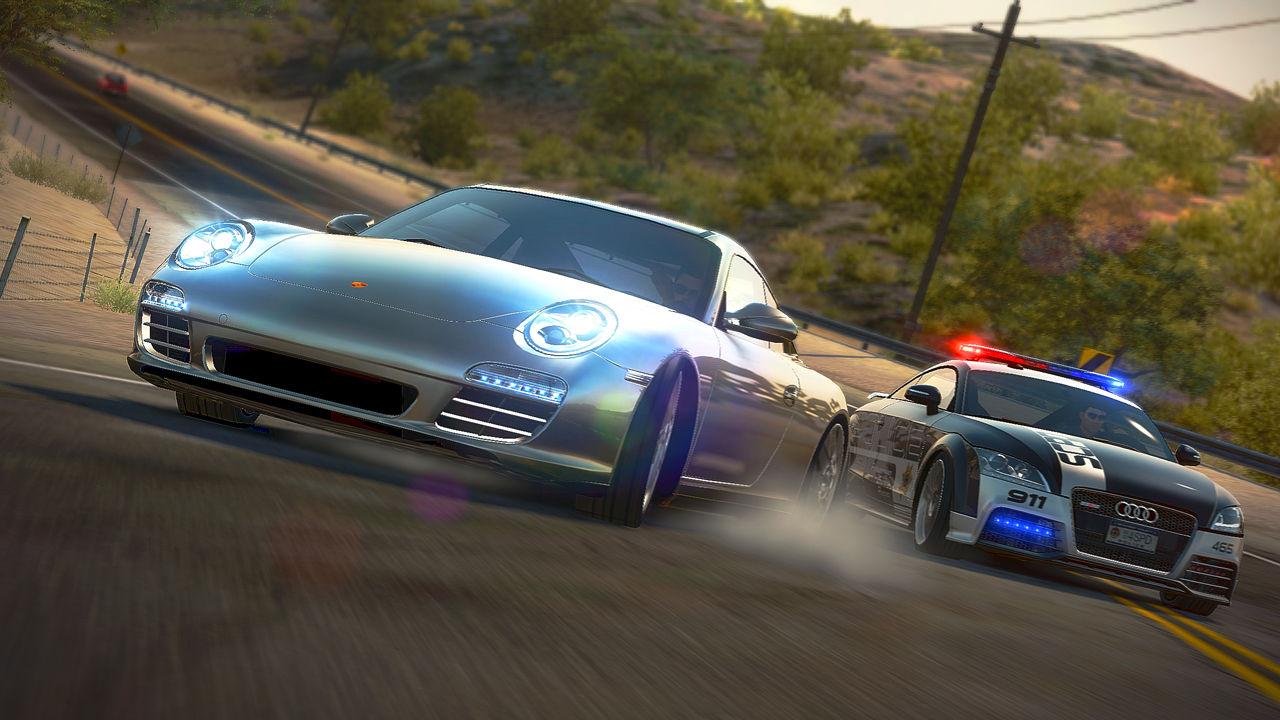Need For Speed Hot Pursuit XBOX 360 ESPAÑOL (Region NTSC-U) 8