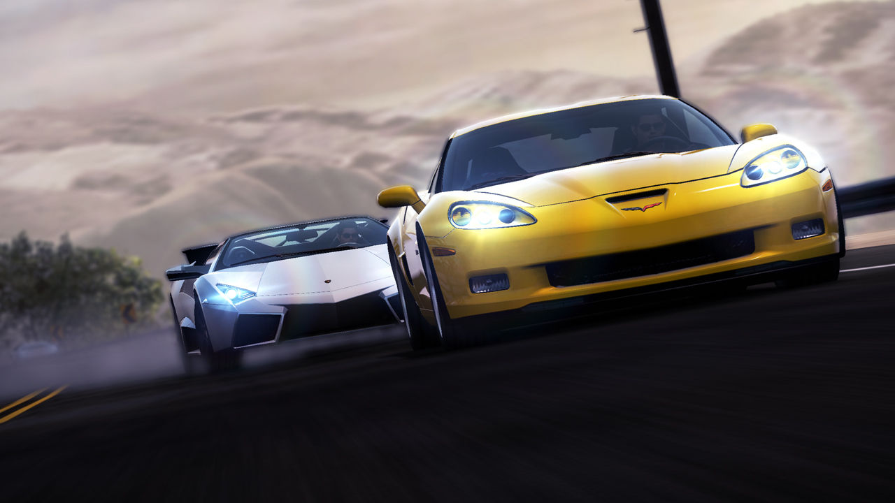 need for speed hot pursuit 2010 wallpaper