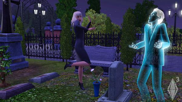 скриншот The Sims 3 7