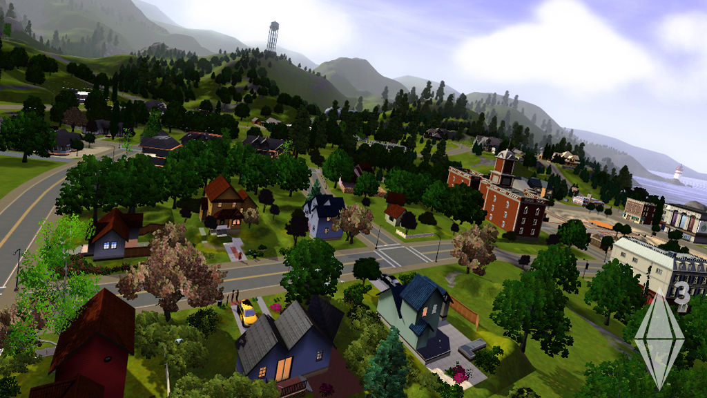 how to download sims 3 custom worlds