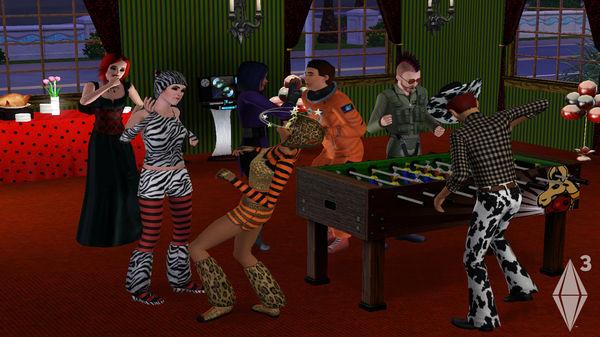 скриншот The Sims 3 6