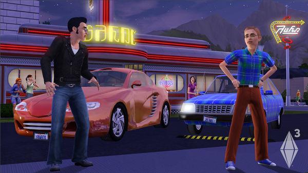 скриншот The Sims 3 3