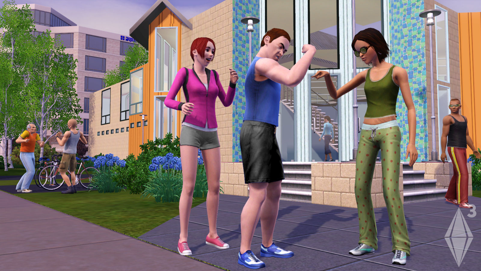 Sims 3 dating profile