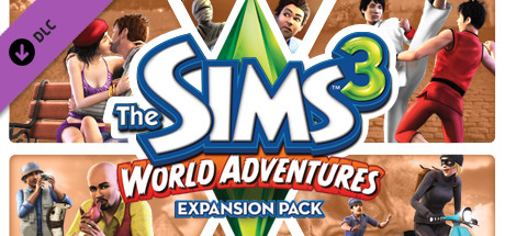 Купить The Sims™ 3 World Adventures (DLC)