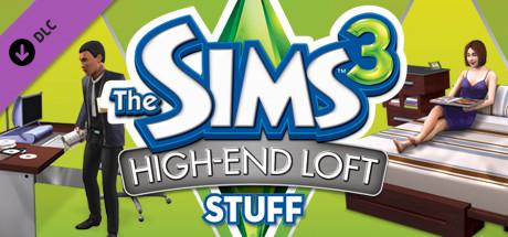 The Sims™ 3 High–End Loft Stuff