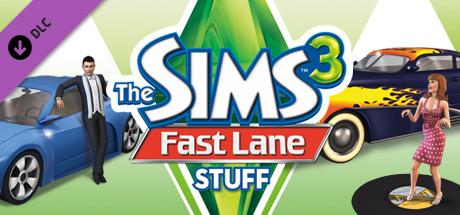 Купить The Sims™ 3 Fast Lane Stuff