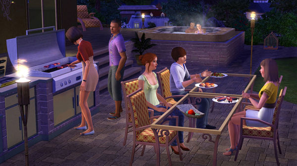 The Sims™ 3 Outdoor Living Stuff (DLC)