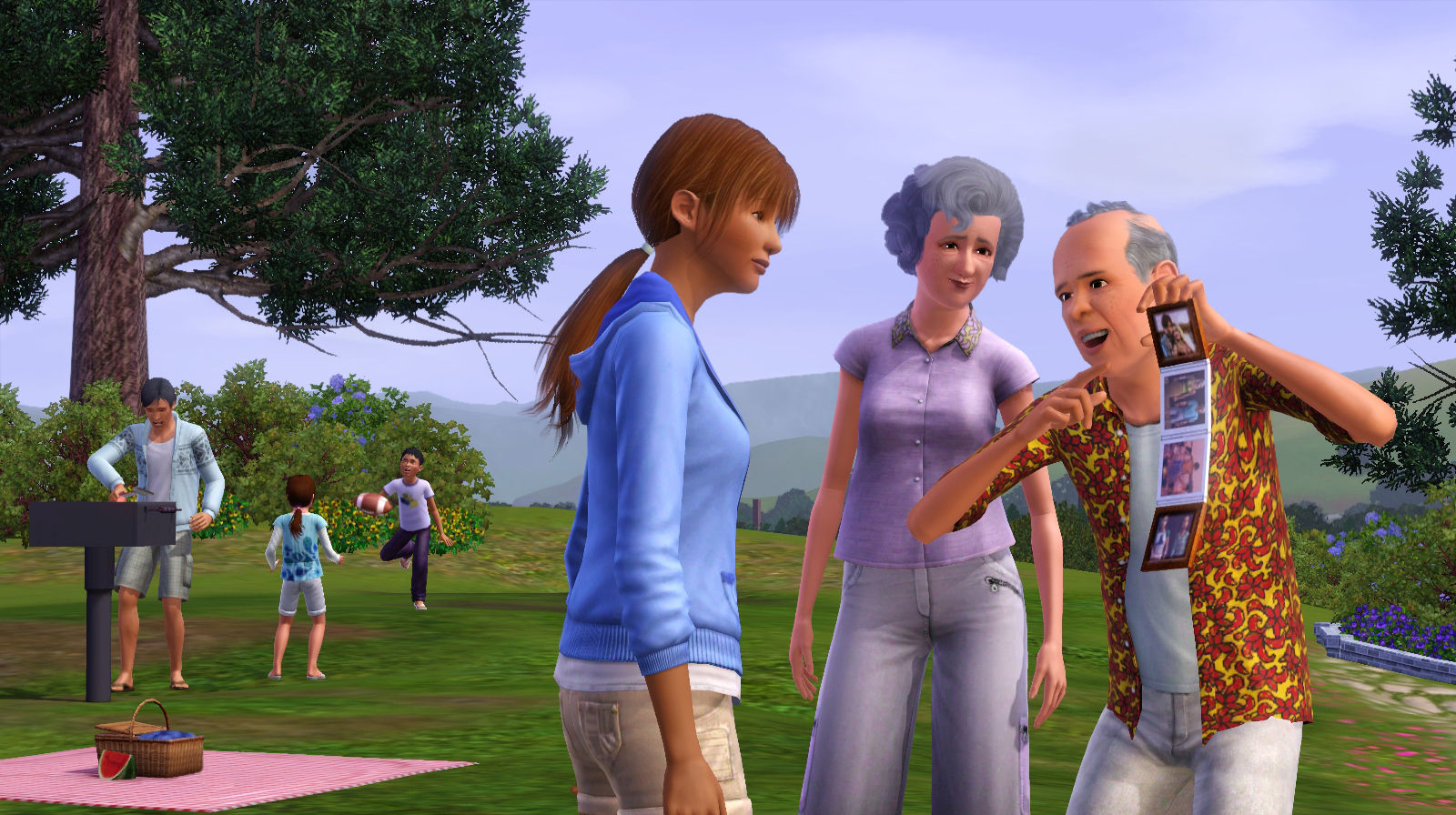 Sims 3 generations dating