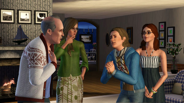 The Sims™ 3 Generations (DLC)