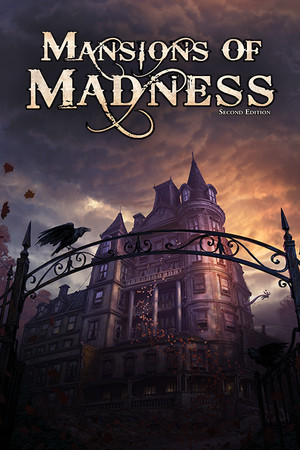 Mansions of Madness poster image on Steam Backlog