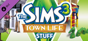 The Sims™ 3 Town Life Stuff