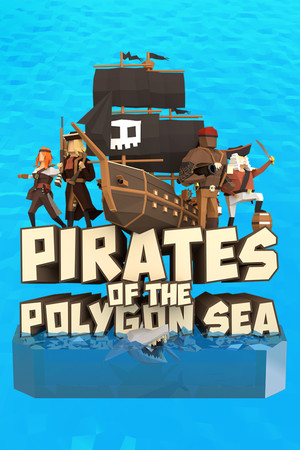Pirates of the Polygon Sea poster image on Steam Backlog