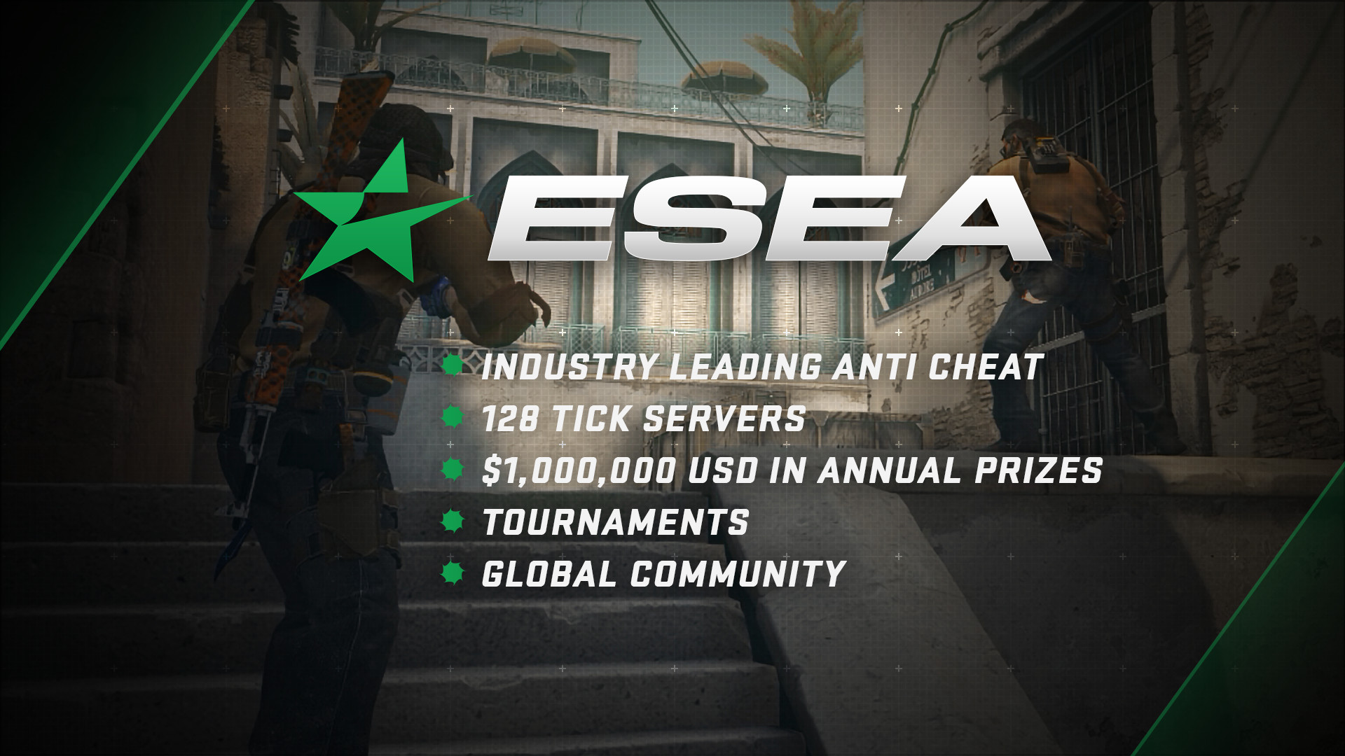 ESEA on Steam