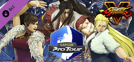 Street Fighter V - Capcom Pro Tour 2016 Pack