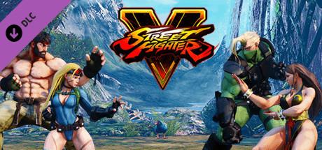 Street Fighter V - Original Characters Battle Costume 1 Pack