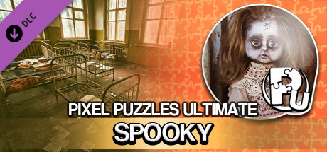 Jigsaw Puzzle Pack - Pixel Puzzles Ultimate: Spooky