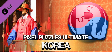 Jigsaw Puzzle Pack - Pixel Puzzles Ultimate: Korea