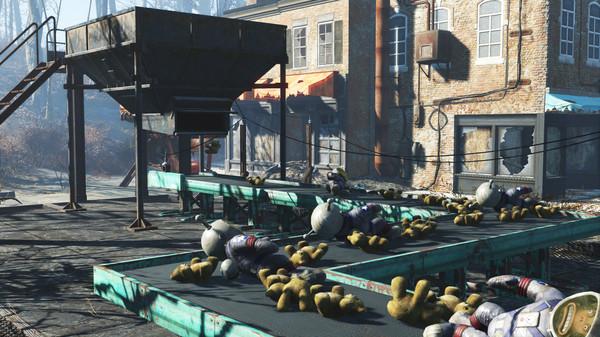 Скриншот №1 к Fallout 4 - Contraptions Workshop