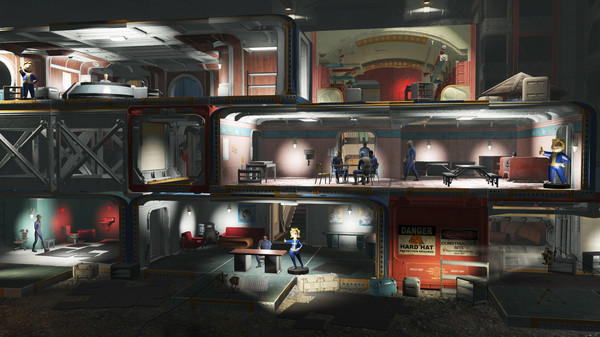 Скриншот №3 к Fallout 4 Vault-Tec Workshop
