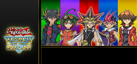 Yu-Gi-Oh! Legacy of the Duelist on Steam