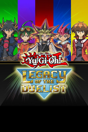 Yu-Gi-Oh! Legacy of the Duelist poster image on Steam Backlog