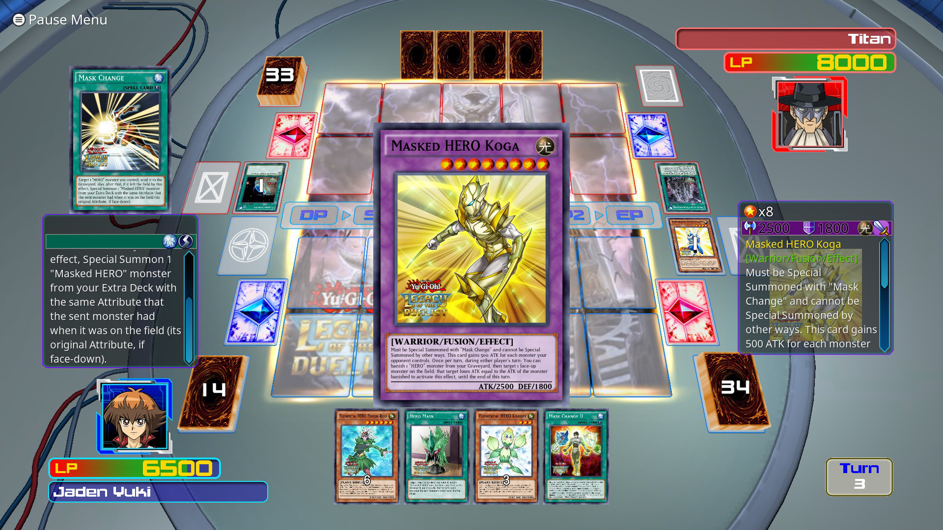 POWER CHAOS JOEY TÉLÉCHARGER THE PASSION OF GRATUITEMENT YU-GI-OH