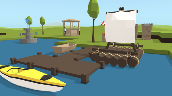 Скриншот из Moatboat