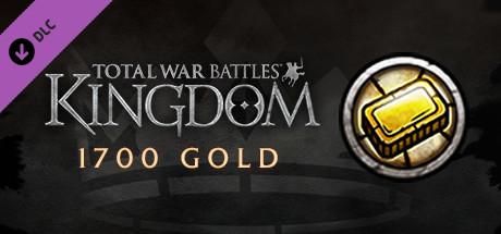 Total War Battles: KINGDOM - 1700 Gold