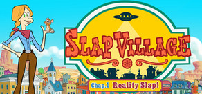 Slap Village - Reality Slap cover art