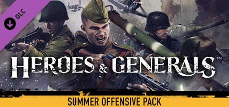 Heroes & Generals - Summer Offensive Pack