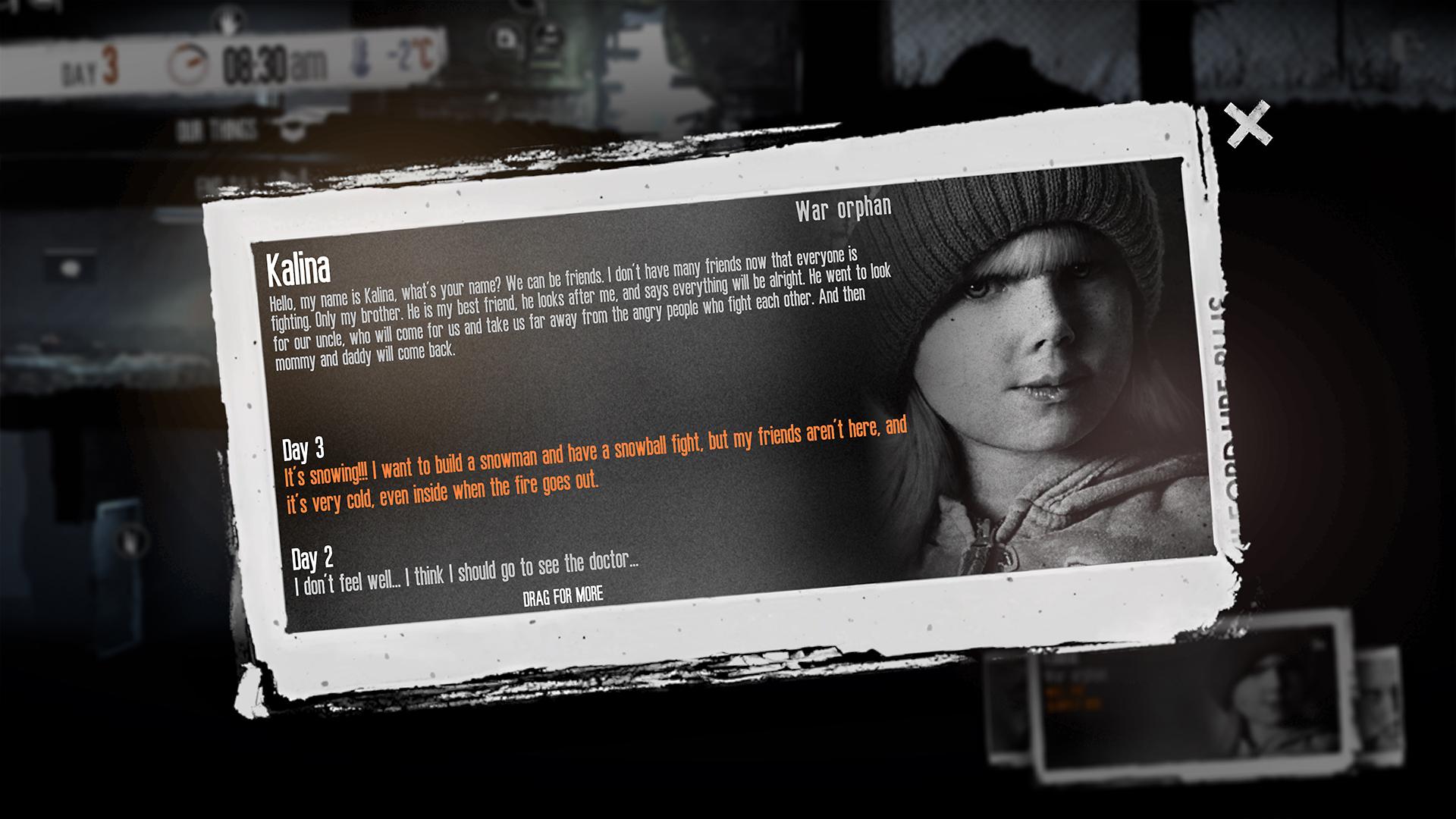 This War Of Mine The Little Ones ESPAÑOL PC Descargar Full (SKIDROW) 3