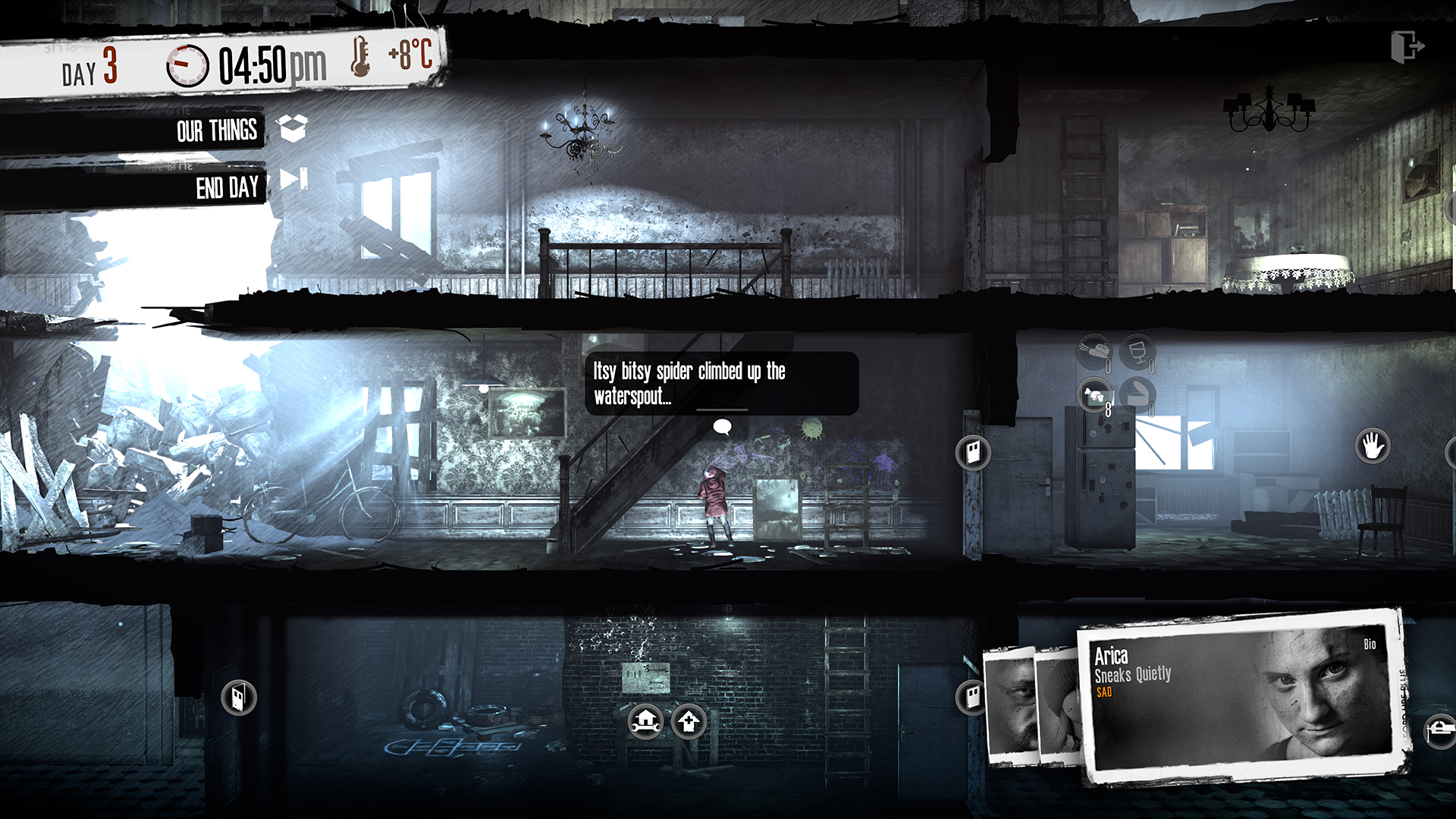 This War of Mine + The Little Ones screenshot 1