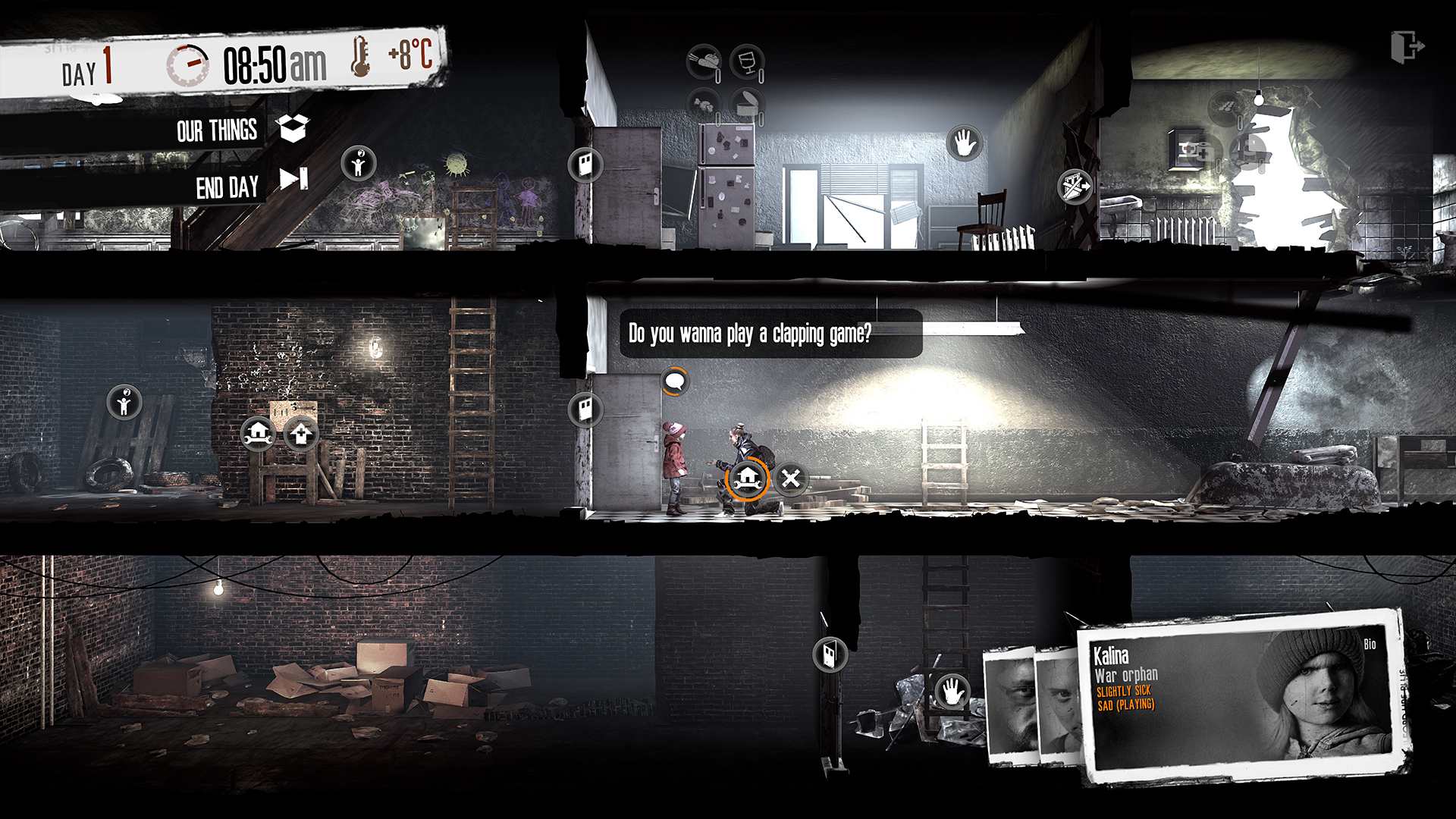 This War of Mine + The Little Ones screenshot 2